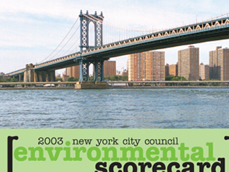 NYLCV Environmental Scorecards