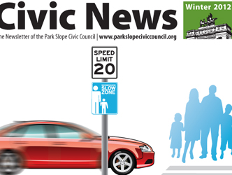 Civic News: Winter and Spring 2012